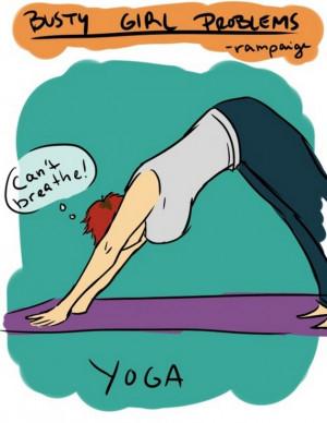 Funny Yoga (18 Pics)