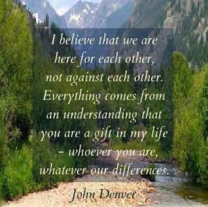John Denver quote