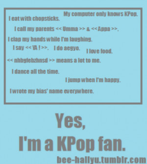 Kpop Fan Quotes Tumblr ~ Kpopers Family Quotes Of Kpop Without Kpop ...