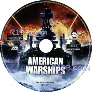 American Warship DVD Cover