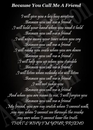 Friendship poems that make you cry Index of /