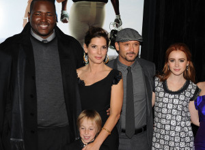 Photos of Sandra Bullock at The Blind Side Premiere 2009-11-18 20:00 ...