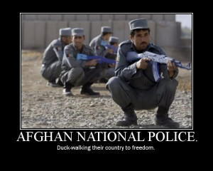 Afghan National Police