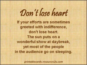 hope # heart # don t lose heart # sleep # typo # quote # quotes ...