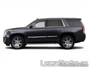 2015 Cadillac Escalade SUV Side