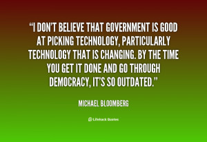 Good Quotes About Technology http://quotes.lifehack.org/quote/michael ...