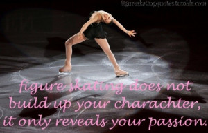 "... Up Your Character It Only Reveals Your Passion "" ~ Sports Quote"