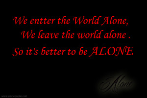 Leave Me Alone Quotes | Quotes about Leave Me Alone - HD Wallpapers