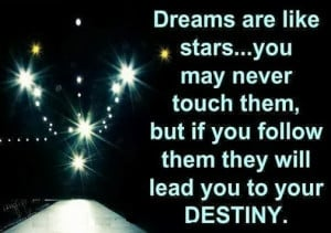 your destiny ☼
