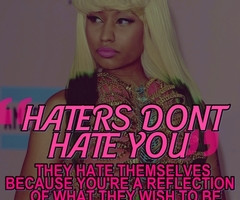 haters quotes nicki minaj - photo #5