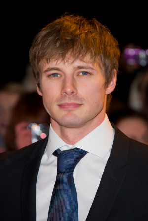 Bradley James NTA 2013