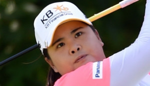 Inbee Park birdied the final hole Saturday. Sei Young Kim bogeyed ...