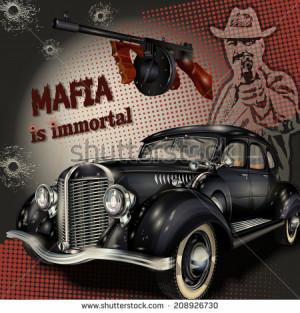 Mafia Stock Photos, Illustrations, and Vector Art