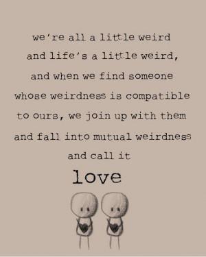 Were All a Little Weird Dr Seuss Quotes