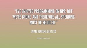 ve Enjoyed Programming