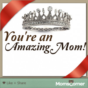 Today's Quote 8/24/12: Can you let another mom know...