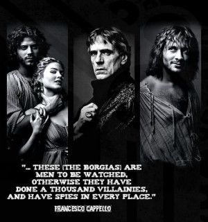 TV series The Borgias