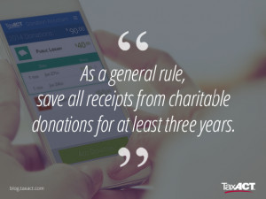 How to Maximize Your Tax Deduction for Charitable Contributions ...