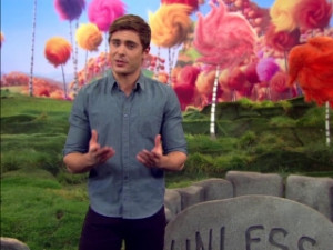 Dr. Seuss' The Lorax: Zac Efron's How To Get A Girl (Featurette)