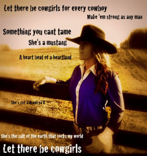 Let There Be Cowgirls - Chris Cagle