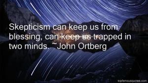Favorite John Ortberg Quotes