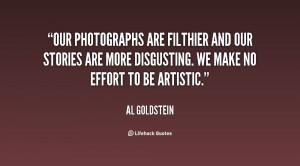 al goldstein quotes