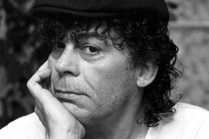Ian Dury pictured in 1984 picture TSPL