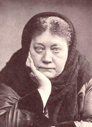 Madame Blavatsky et la société Théosophique