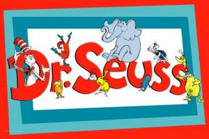 Happy Dr. Seuss Week!