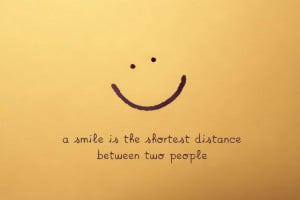 HD Beautiful Smile Quote Wallpaper images 1080p photos pics