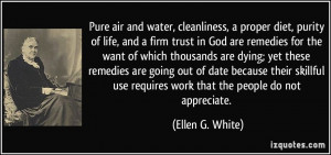 More Ellen G. White Quotes