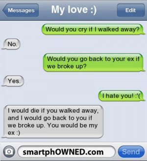 related pictures ex boyfriend and girlfriend quotes