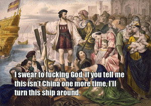 ... columbus day christopher columbus christopher columbus quotes columbus