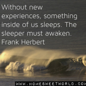 Frank Herbert | HOME SWEET WORLD
