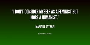 Marjane Satrapi Quote