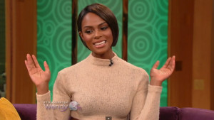 Tika Sumpter Talks Ditching...