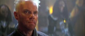 Malcolm McDowell as Dr. Tolian Soran in Star Trek - Generations (1994)