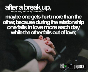 Break Up Quotes for him from the Heart tumblr