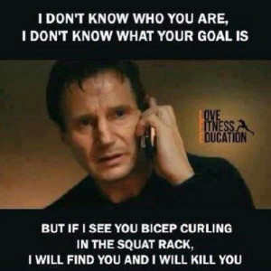 20 Gym Jokes To Get You Through Your Next Workout #3: If I see you ...