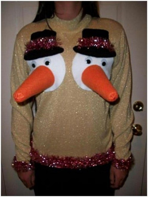 30 Ugly Christmas Sweater Ideas