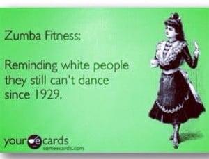 Zumba quote