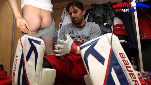 Henrik Lundqvist Filthy After the All-Star Break