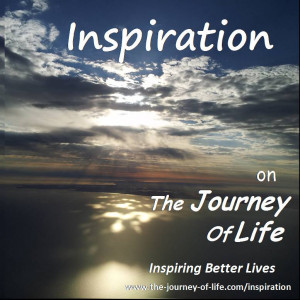 Subscribe to Inspiration on The Journey of Life