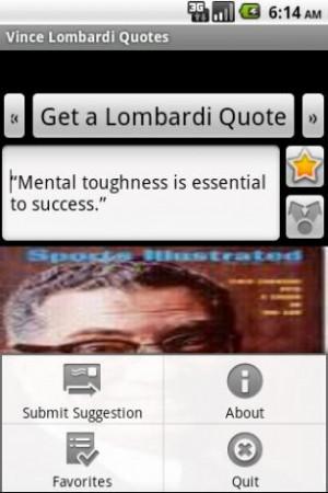 View Bigger Vince Lombardi