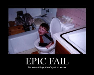 Here is a little collection of epic fails .Hope you enjoy it.Leave ...