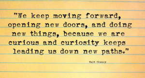 12 Motivational Quotes About Moving On: We Keep Moving Forward