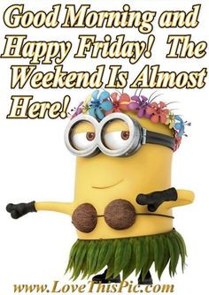 Minion Good Morning Wednesday Quotes. QuotesGram