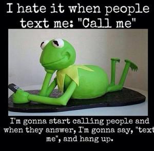 call, funny, haha, hilarious, humor, humorous, kermit, kermit the frog ...