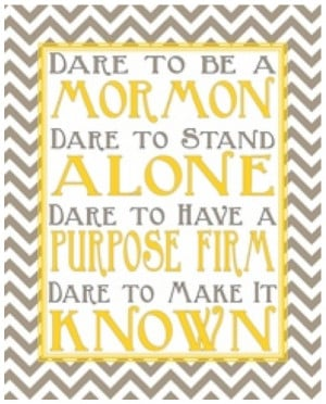 Dare to Stand - Pres. Thomas S. Monson