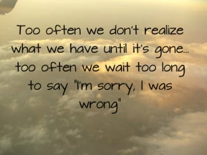 30+ Meaningful Im Sorry Quotes